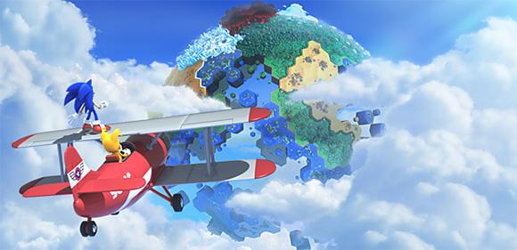 Avance de Sonic Lost World