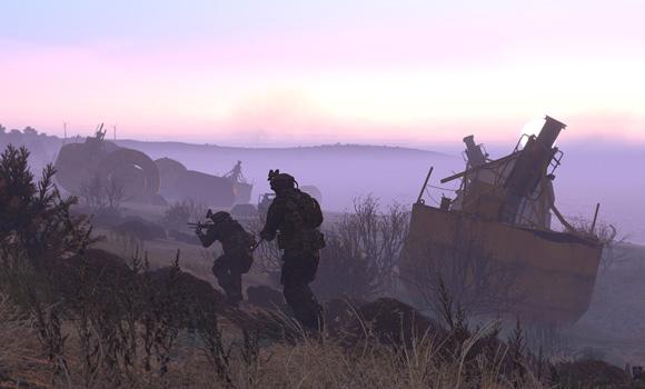 La campaña de ArmA III llega el día 31 en forma de DLC