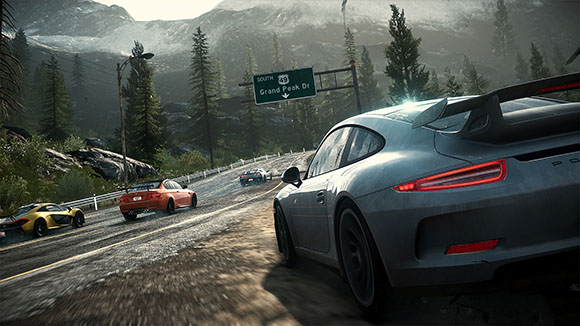 Avance de Need for Speed: Rivals