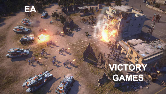 EA cancela Command & Conquer y diluye Victory Games