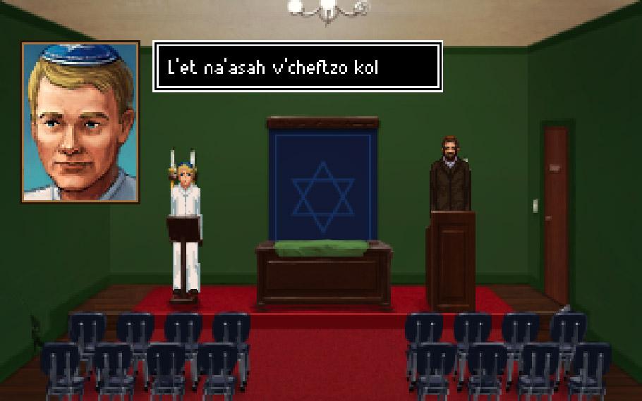 Análisis de The Shivah: Kosher Edition