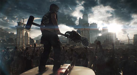 La resolución nativa de Dead Rising 3 es 720p, a 30 frames por segundo