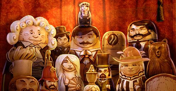 Nordic Games cede a Double Fine los derechos de Stacking y Costume Quest