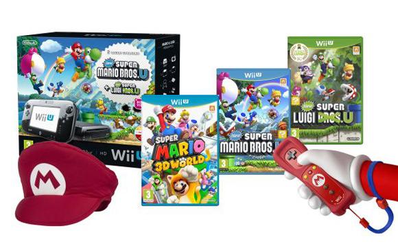 Nintendo anuncia un pack de Wii U que puede ser lo mejor de esta Navidad