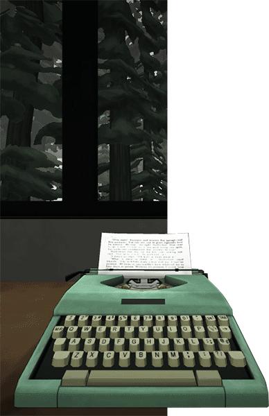 Análisis de The Novelist