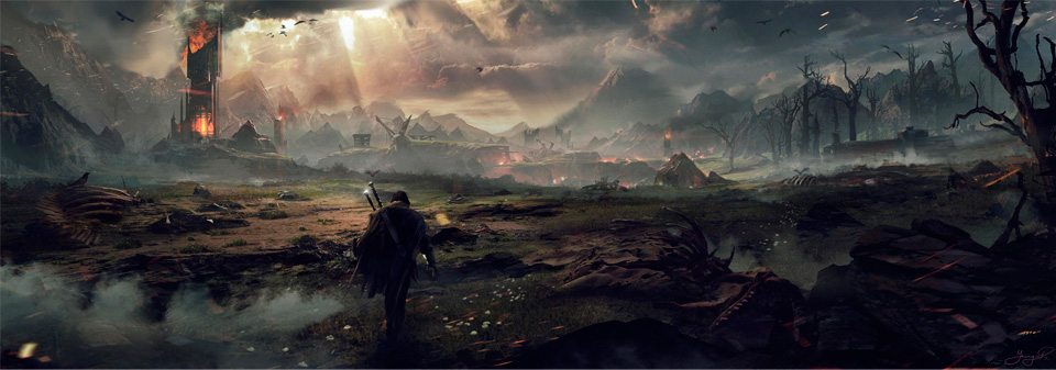 Primeras imágenes de  La Tierra-Media: Sombras de Mordor