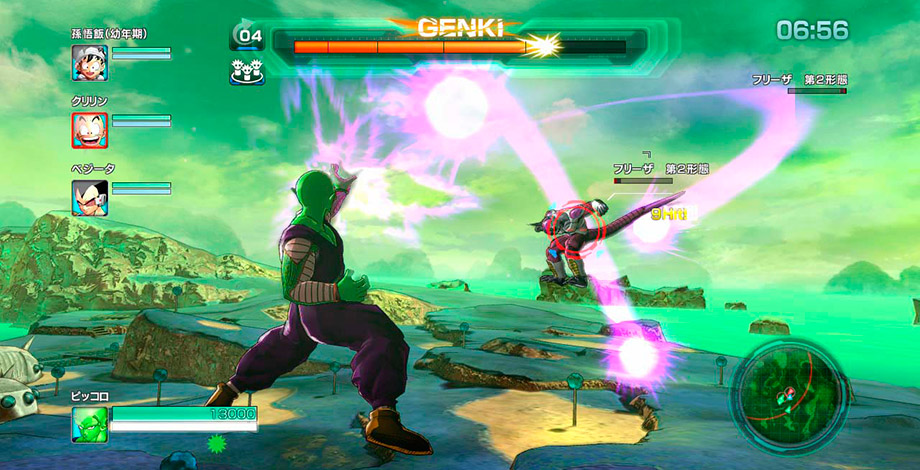 Análisis de Dragon Ball Z: Battle of Z