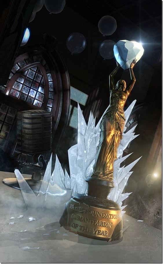 Mr. Freeze protagonizará el nuevo DLC de Batman: Arkham Origins