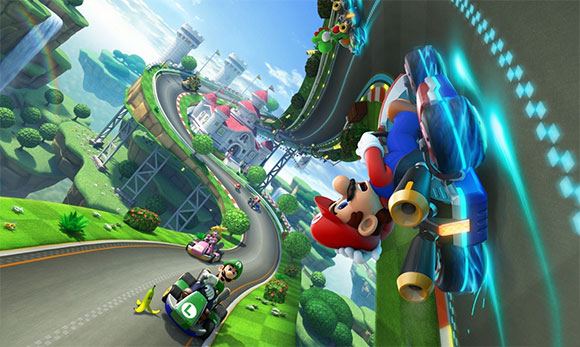 Mario Kart 8 saldrá en mayo