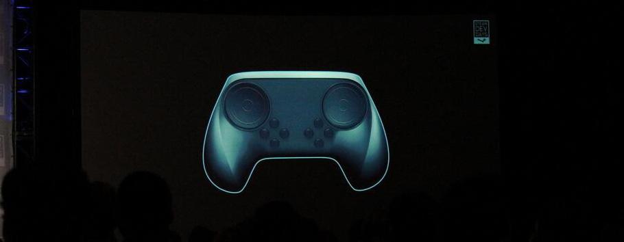 El mando de Steam, con botones y a pilas