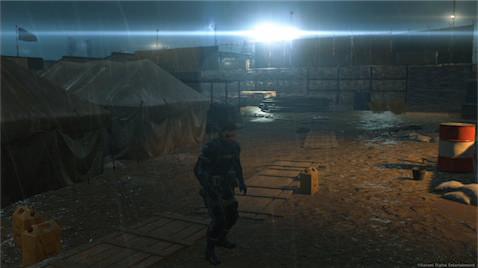 Konami confirma que Metal Gear Solid V: Ground Heroes se verá a 720p en Xbox One y 1080p en PS4