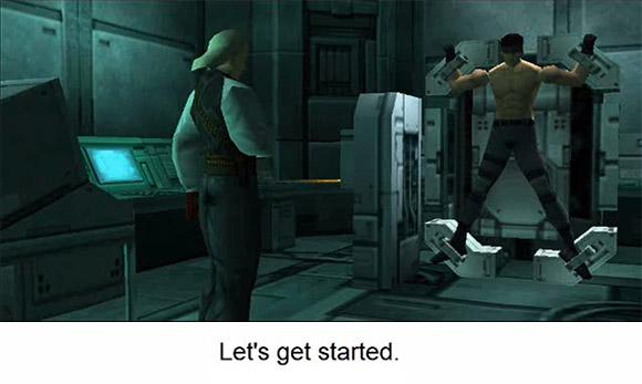 Re: Metal Gear Solid, guía de diseño: La tortura de Ocelot