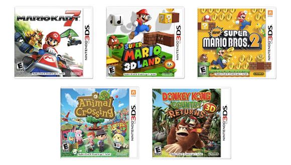 Nintendo Anuncia Una Rebaja De Varios De Sus Juegos Para 3ds