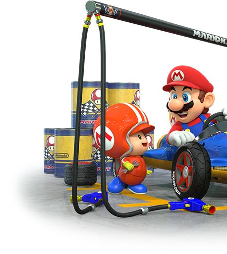 La Manga Karting: Ocho Consideraciones Sobre Mario Kart 8 (y II)