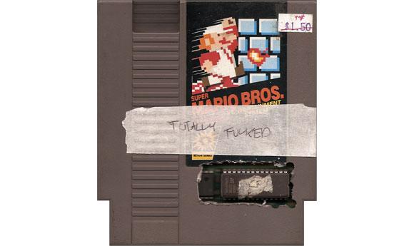 ¿Es Mario Maker una nueva vía abierta para el arte digital?