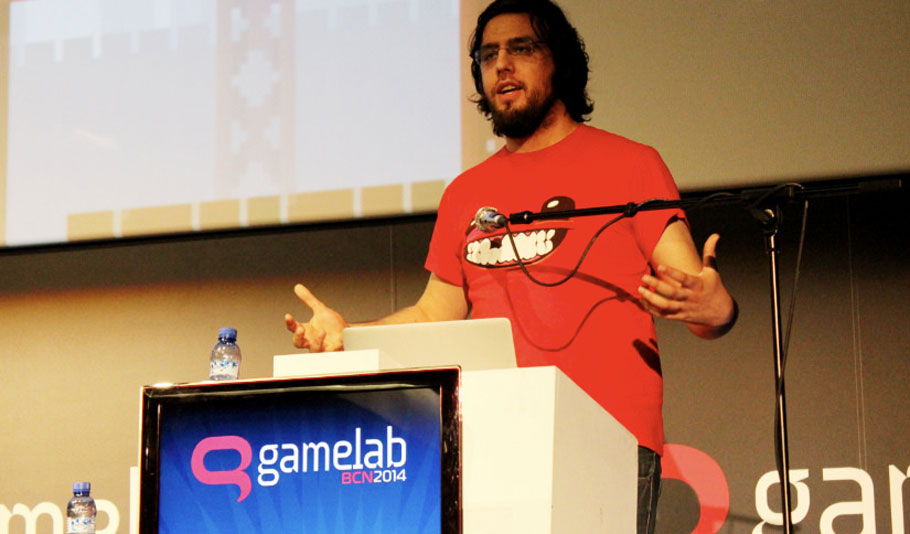 Gamelab 2014: «El arcade no está muerto»; una entrevista con Rami Ismail