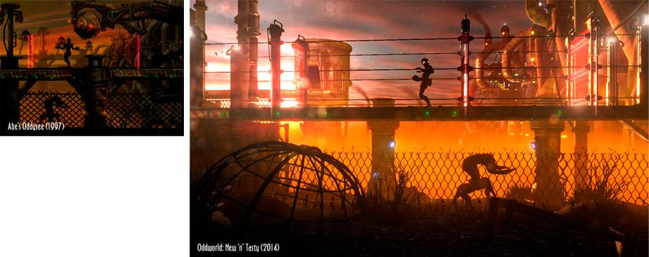 Análisis de Oddworld: New 'n' Tasy