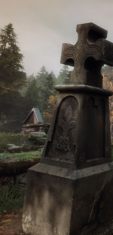 Análisis de The Vanishing of Ethan Carter