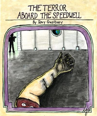 The Terror Aboard the Speedwell, Javy Gwaltney y la literatura interactiva