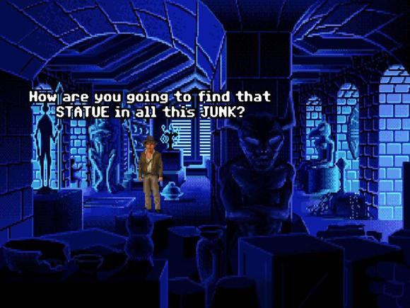 Hoy llegan a GOG seis clásicos imprescindible de LucasArts