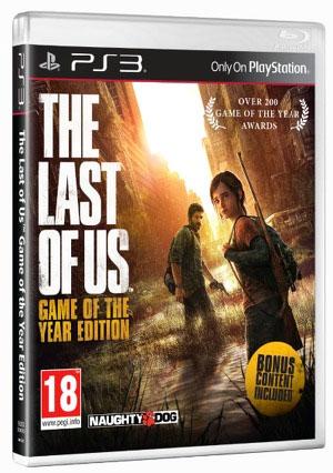 Anunciada la edición GOTY de The Last of Us