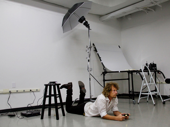 Así trabaja un fotógrafo de guerra en The Last of Us