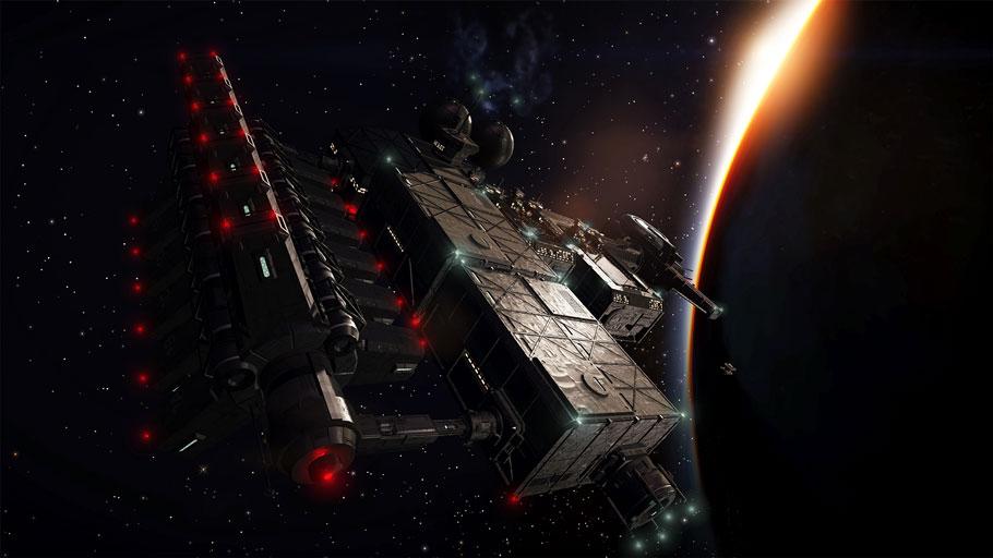 Elite: Dangerous: En el espacio, todo el mundo puede oír tus gritos