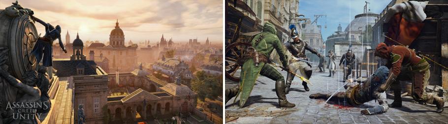 La crítica al habla: Assassin's Creed Unity