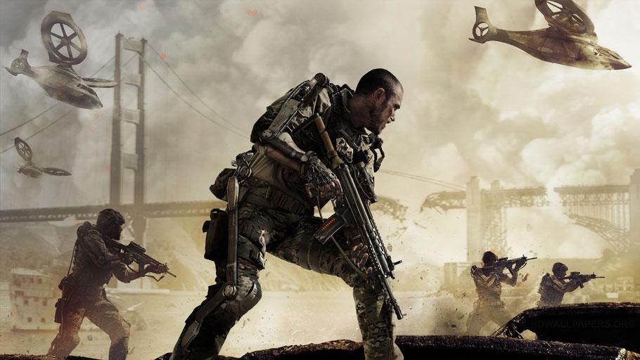 La crítica al habla: Call of Duty: Advanced Warfare