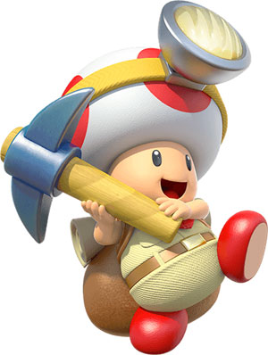 Análisis de Captain Toad: Treasure Tracker