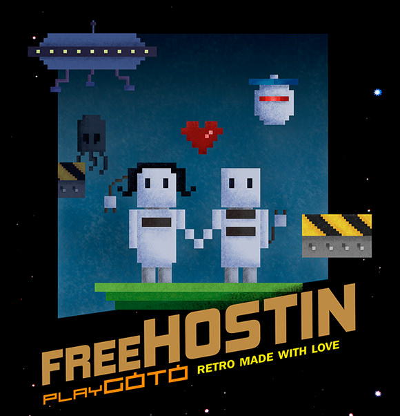 freeHOSTIN, un juego que recauda fondos para Juegaterapia