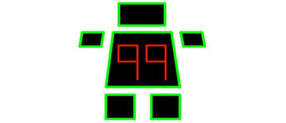 99Bullets, 99Moves, 99Seconds: Deconstruyendo el shmup