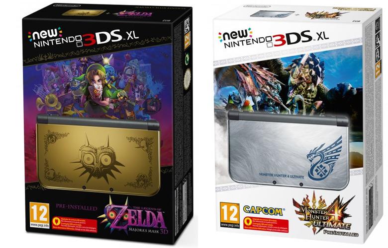 New Nintendo 3DS se pondrá a la venta en Europa el 13 de febrero