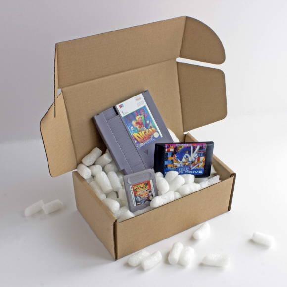 My Retro Game Box es un sueño para el aficionado a lo retro