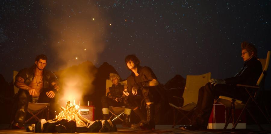 Pues se ha quedado buena tarde: una reflexión sobre acampadas y juegos