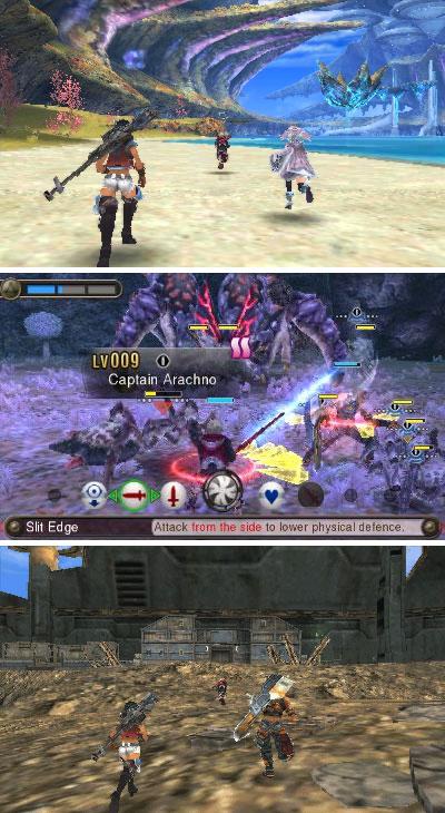 Análisis de Xenoblade Chronicles 3D