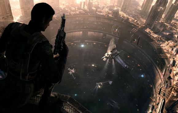 Nolan North dice que EA prepara un juego de Star Wars inspirado en Uncharted