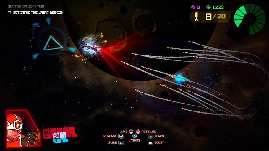 Análisis de Galak-Z: The Dimensional
