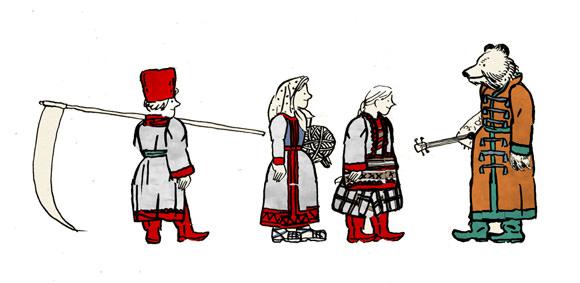 Forest of the Sleep, lo nuevo del autor de Proteus, es muy ruso