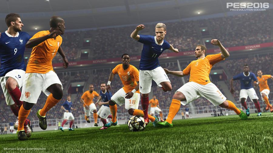 Análisis de Pro Evolution Soccer 2016