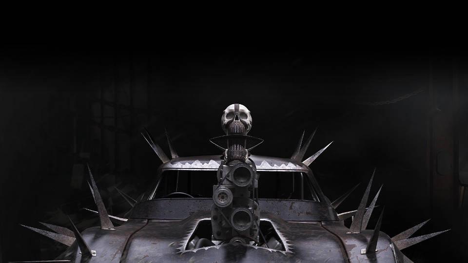 Análisis de Mad Max