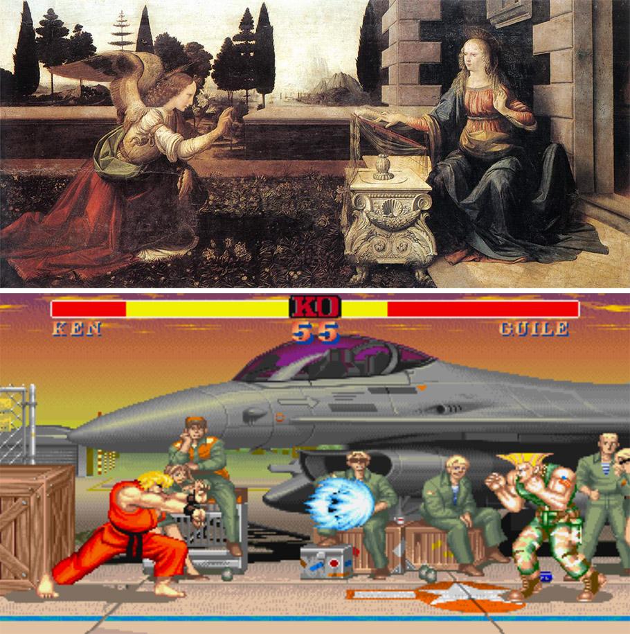 Dan Hernandez, un eslabón entre el arte del siglo XIV y los videojuegos