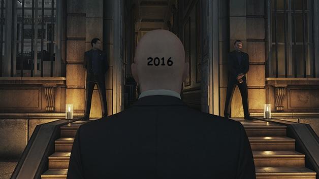 El nuevo Hitman se va a marzo de 2016