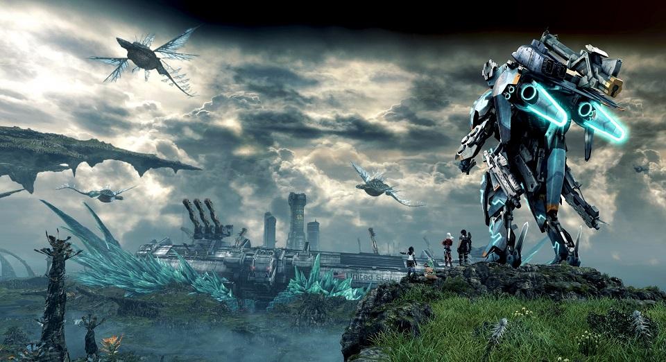 Análisis de Xenoblade Chronicles X