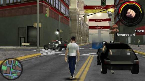 Volition publica el Saints Row inacabado de PSP