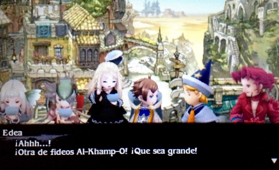 Análisis de Bravely Second: End Layer