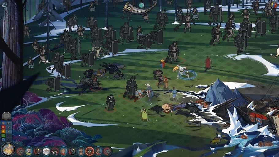 Análisis de The Banner Saga 2