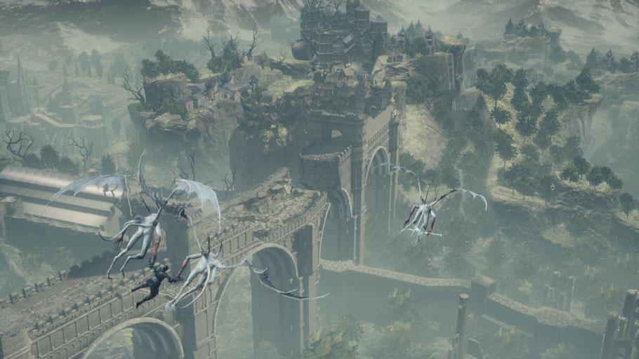 Dark Souls III Arqueología
