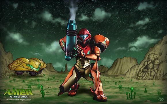 Unos fans crean un remake de Metroid II y no creerás lo que pasó después