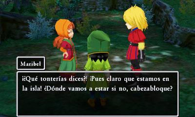 Análisis de Dragon Quest VII